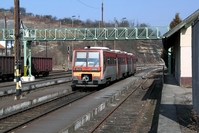 6341 002 at Somoskoujfalu on 4th March 2011