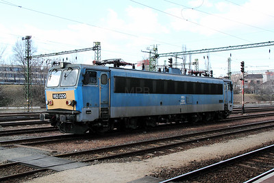 1) V63 029 at Budapest Kelenfold on 7th March 2011