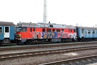 1) MDmot 3010 at Satoraljaujhely on 5th March 2011
