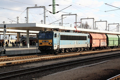 V63 028 at Budapest Kelenfold on 7th March 2011