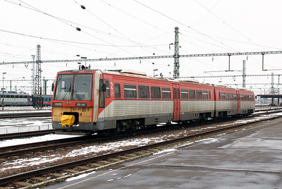 2) 6341 011 at Szolnok on 1st March 2011
