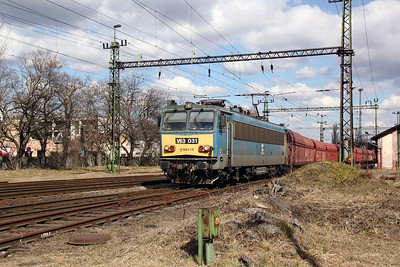 V63 031 at Pusztasabolcs on 7th March 2011