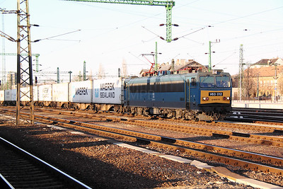 V63 012 at Budapest Kelenfold on 7th March 2011