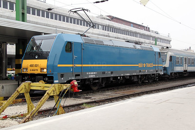 480 001 at Budapest Deli on 28th February 2011