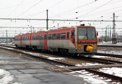 1) 6341 011 at Szolnok on 1st March 2011
