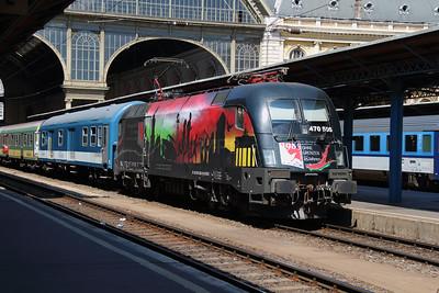 GySEV, 470 505 (91 43 0470 505-8 H-GYSEV) at Budapest Keleti on 6th July 2015 (2)