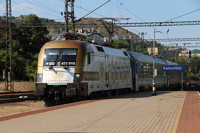 470 010 (91 55 0470 010-4 H-MAVTR) at Budapest Kelenfold on 10th July 2015