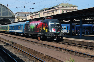 GySEV, 470 505 (91 43 0470 505-8 H-GYSEV) at Budapest Keleti on 6th July 2015 (9)