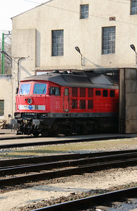 GySEV 651 004 (92 53 0651 004-9 ex DB 232 598) at Sopron on 20th March 2015 (2)