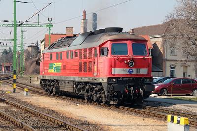 GySEV 651 003 (92 53 0651 003-1 ex DB 232 559) at Sopron on 20th March 2015 (5)