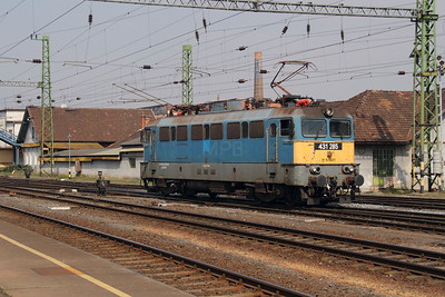 431 285 (91 55 0431 285-0 H-START) at Szombathely on 24th March 2015 (1)