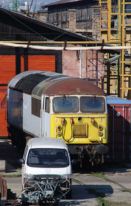 Floyd, 659 003 at Budapest Keleti Depot on 19th March 2014 (2)