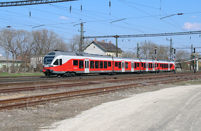 5341 034 (95 55 5341 034-7 H-START) at Bicske on 19th March 2015