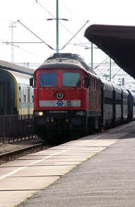 GySEV, 651 004 (92 53 0651 004-9) at Szombathely on 24th March 2015 (6)