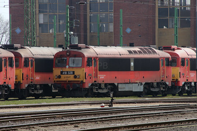 418 328 (92 55 0418 328-4 H-START) at Szombathely on 24th March 2015