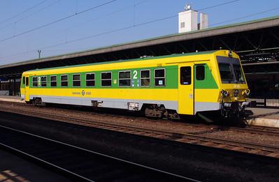GySEV, 247 509 (95 55 0247 509-3 H-GYSEV) at Sopron on 20th March 2015 (2)