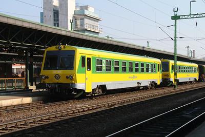 GySEV, 247 509 (95 55 0247 509-3 H-GYSEV) at Sopron on 20th March 2015