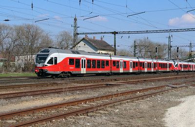 5341 005 (95 55 5341 005-6 H-START) at Bicske on 19th March 2015
