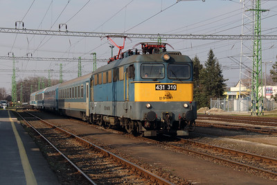 431 310 (91 55 0431 310-6 H-START) at Zalaegerszeg on 24th March 2015 (4)