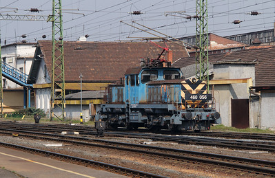 460 056 (97 55 0460 056-3 H-START) at Szombathely on 24th March 2015