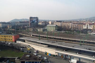 Budapest Deli station 25th March 2015 (2)
