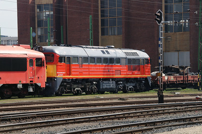628 303 (92 55 0628 3-3-3 H-START) at Szombathely on 24th March 2015