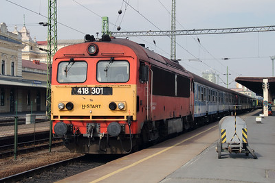 418 301 (92 55 0418 301-1 H-START) at Szombathely on 24th March 2015 (2)