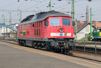 GySEV, 651 004 (92 53 0651 004-9) at Szombathely on 24th March 2015 (3)