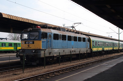 431 285 (91 55 0431 285-0 H-START) at Szombathely on 24th March 2015 (2)
