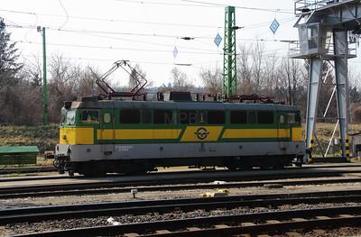 GySEV, 430 323 (91 43 0430 323-5 H-GYSEV) at Sopron on 20th March 2015