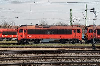 418 311 (92 55 0418 311-0 H-START) at Szombathely on 24th March 2015