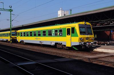 GySEV, 247 506 (95 55 0247 506-9 H-GYSEV) at Sopron on 20th March 2015 (2)