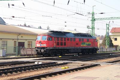 GySEV 651 003 (92 53 0651 003-1 ex DB 232 559) at Sopron on 20th March 2015 (9)