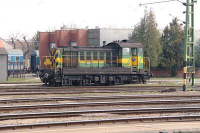 GySEV, 448 313 (98 43 0448 313-9 H-GYSEV) at Szombathely on 24th March 2015