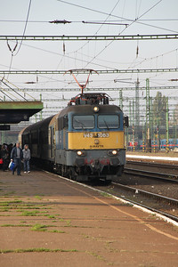 V43 1063 at Szolnok on 8th October 2010