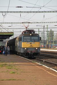 V43 1063 at Szolnok on 8th October 2010