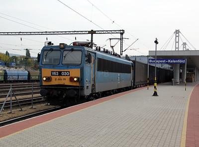 V63 030 at Budapest Kelenfold on 4th October 2010