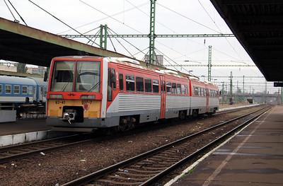 1) 6341 037 at Szolnok on 6th October 2010 working 35727, 0905 Szolnok to Vamosgyork