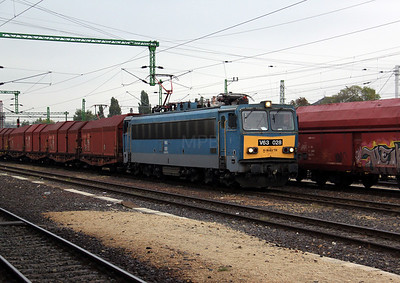 V63 028 at Budapest Kelenfold on 4th October 2010