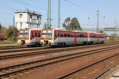 6341 033 at Hatvan on 9th October 2010