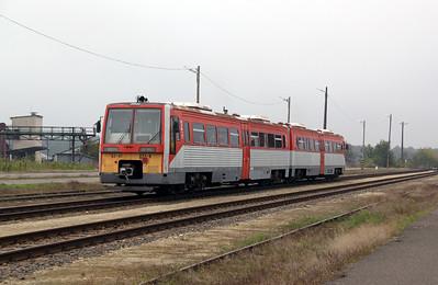 2) 6341 022 at Kunszentmarton on 8th October 2010 working 7222, 0855 Szolnok to Szentes