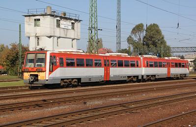 6341 037 at Hatvan on 9th October 2010
