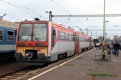 6341 018 at Kiskunfelegyhaza on 6th October 2010