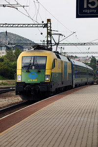 GySEV, 470 502 (91 43 0470 502-5 H-GYSEV) at Budapest Kelenfold on 3rd May 2017 (3)