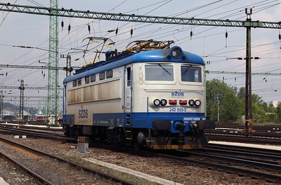 SZDS, 242 559 (91 52 0044 095-5 BG-SZDS) at Budapest Kelenfold on 2nd May 2017 (4)