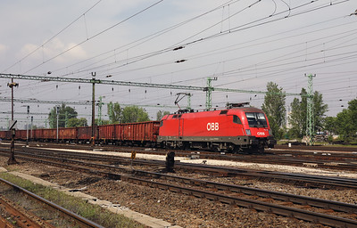 OBB, 1116 019 (91 81 1116 019-1 A-OBB) at Budapest Kelenfold on 2nd May 2017 (1)