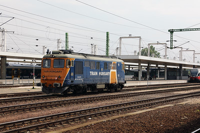 Train Hungary, 601 107 (92 53 0601 107-1 RO-GFR) at Budapest Kelenfold on 3rd May 2017 (4)
