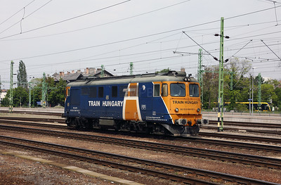 Train Hungary, 601 107 (92 53 0601 107-1 RO-GFR) at Budapest Kelenfold on 3rd May 2017 (2)