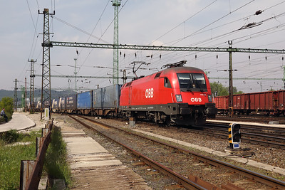 OBB, 1116 013 (91 81 1116 013-4 A-OBB) at Budapest Kelenfold on 2nd May 2017 (2)