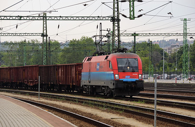 OBB, 1116 009 (91 81 1116 009-2 A-OBB) at Budapest Kelenfold on 3rd May 2017 (2)